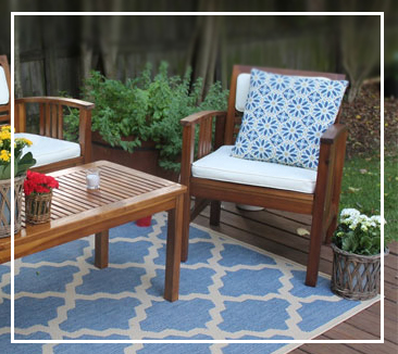 Caring for Outdoor Rugs